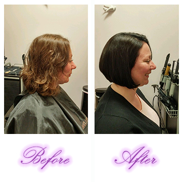 Before & After - Sarah